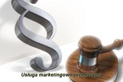 Ogłoszenie o zamówieniu – Usługa marketingowo-promocyjna