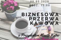 #1 PRZERWA KAWOWA – Prezydent Miasta