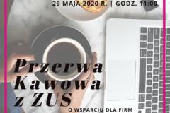 #4 PRZERWA KAWOWA Z ZUS
